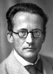 Erwin Schroedinger. sumber: wikimedia commons